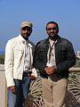 With Abhishek Bachchan post Interview.jpg