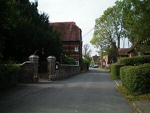 Wivelsfield - Image: Wivelsfield Street