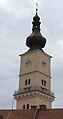 Wolfsberg - Pfarrkirche - Turm2.jpg