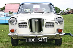Wolseley 15/60 - Image: Wolseley 16 60 head