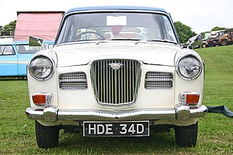 Wolseley 15/60 - Image: Wolseley 16 60 head