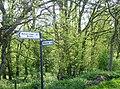 Wood at road junction - geograph.org.uk - 449310.jpg