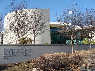 Fresno County Public Library - Woodward Park Regional
