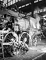 Work Crew Repairing Locomotive 705, Texas and Pacific Railway Company (12800862563).jpg