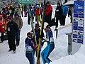 World Junior Ski Championship 2010 Hinterzarten Logar Insam 122.JPG