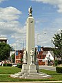 World War I Monument - Gardner, MA - DSC00895.JPG