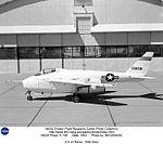 X-5 on Ramp - Side View DVIDS711081.jpg