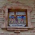 Xirivella. Via Crucis. Estació II 2.jpg