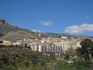 Vista general del poble