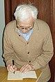 Xosé Neira Vilas na súa fundación. Gres. Vila de Cruces 080605.jpg