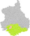 Yèvres (Eure-et-Loir) dans son Arrondissement.png