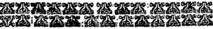 Y ffydd ddiffuant sef hanes y fydd Gristianogol, airhinwedd (sic) Fleuron T138821-22.png