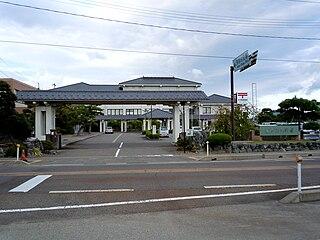 Yahiko, Niigata Village in Chūbu, Japan