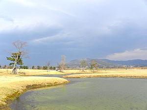 Yanagi-no-Gosho - Site of the Yanagi-no-Gosho