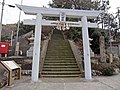 Yatushiro shrine , 八代神社 - panoramio.jpg