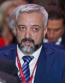 Yevgeny Primakov Jr. Russian politician