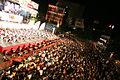 Yosakoi Performers at Kochi Yosakoi Matsuri 2005 73.jpg