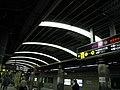 Yotsubashi Line Nishiumeda station platform - panoramio - DVMG.jpg