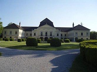 Kittsee - New Palace in Kittsee