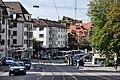 Zürich - Wollishofen - Albisstrasse - Morgental 2010-09-10 16-15-34.JPG