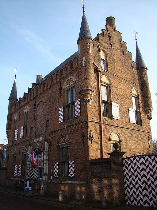 Zaltbommel Maarten van Rossum museum