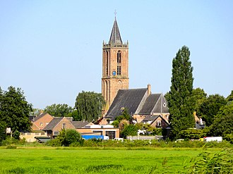 Eemnes - Church in Eemnes
