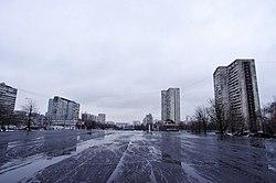 Skyline of Zyablikovo縣