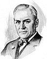 """DR. Robert A. Millikan""- The Big T 1933 (page 64 crop).jpg"