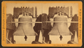 """""""Old Liberty Bell,"""" 1776, by Cremer, James, 1821-1893 15.png"""