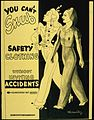 """YOU CAN'T SNUB SAFETY CLOTHING WITHOUT INVITING ACCIDENTS"" - NARA - 516218.jpg"