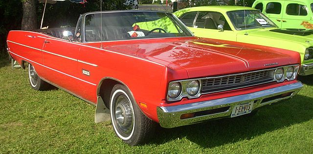 '69 Plymouth Sport Fury Convertible (Rigaud)