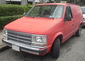 Rogers Cable - A former Rogers Cable Dodge Ram Caravan from New Westminster, British Columbia. Rogers Cable no longer operates in British Columbia, as Shaw Cable acquired Rogers Cable's Western Canada assets in 2000. The Rogers Cable stickers were removed that year as well.