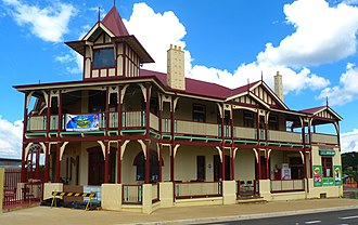 Lawson, New South Wales - Blue Mountain Hotel
