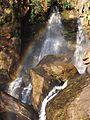 Águas de Minas Cachoeira do Canaã em Carmo de Minas Parte 2.jpg