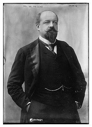 Édouard de Reszke - Image: Édouard de Reszke o