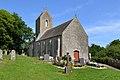 Église Notre-Dame de Torteval-Quesnay. Vue ouest.jpg