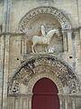 Église Saint-Hilaire de Melle 02 (cavalier).jpg