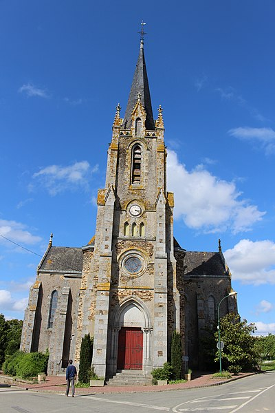 Denazé, Mayenne