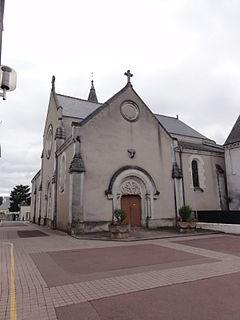 Sorigny Commune in Centre-Val de Loire, France