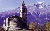 Église Saint-Pierre d'Extravache, Bramans, Savoie (2006).jpg