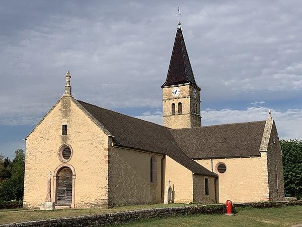 Photo de la ville Abergement-de-Cuisery