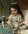 Émile Munier, 1880 - The Morning Meal.jpg