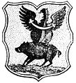 Žamberk coat of arms, Otto's Encyclopedia.jpg