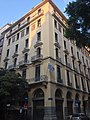 Κτίριο Μετοχικού Ταμείου Πολιτικών Υπαλλήλων (1920), Αθηνάς 56 ^ Λυκούργου 12 - panoramio.jpg