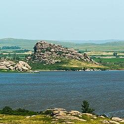Берега Колыванского озера, Змеиногорский район, Алтайский край.jpg