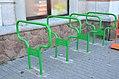 Велоінфраструктура Тернополя - Велопарковка біля магазину «Eva» на вулиці Гетьмана Сагайдачного - 17098639.jpg