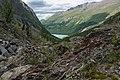 Вид на Нижнее Шавлинское озеро с пути к Верхнему (2).jpg