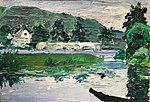 Кандинский Пейзаж с мостом 2.jpg