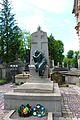 Львів, Личаківське кладовище, Гробниця, в якій похований Шашкевич М., видатний український поет.jpg