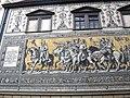 Мозаичная история княжеской династии Веттинов. - panoramio.jpg